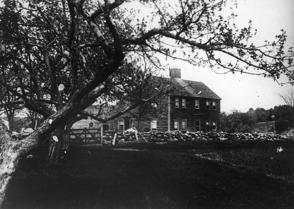 The Job Lane (3) House still stands on North Road in Bedford.