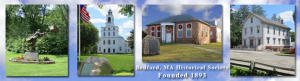 The Bedford, Massachusetts Historical Society, founded in 1893